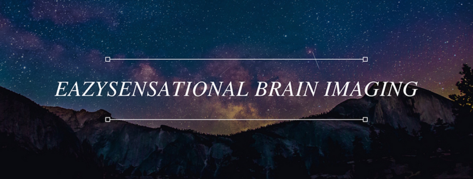 eazysensational brain imaging
